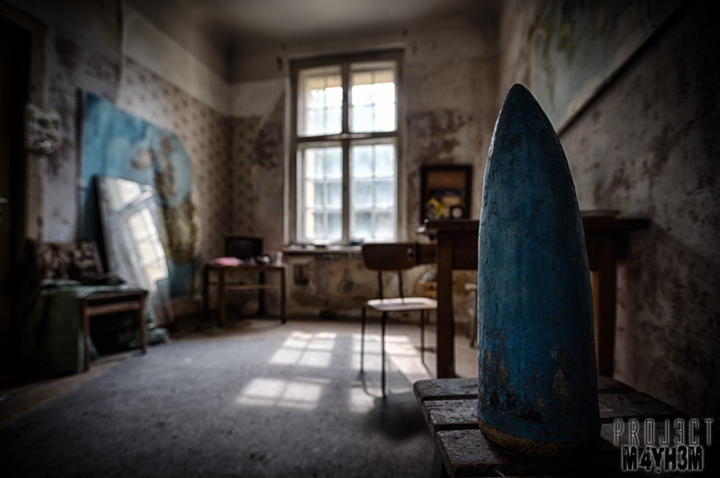 Haus der Offiziere - Wünsdorf - The War Room