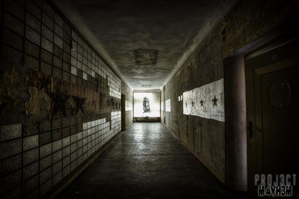 Haus der Offiziere - Wünsdorf - The Lost Soldier