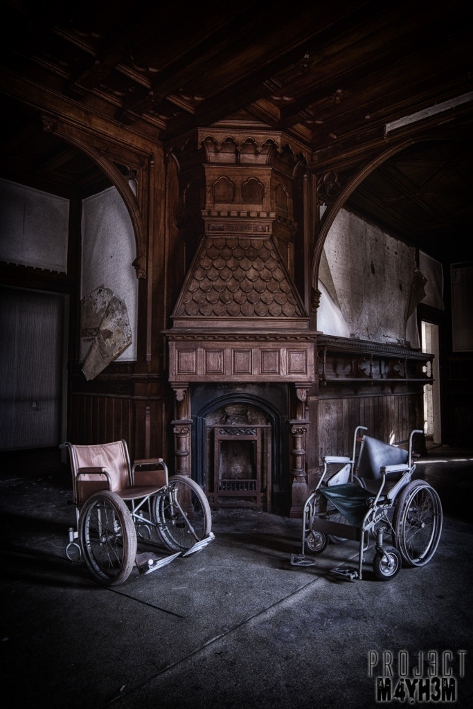 Krankenhaus von rollstühlen aka Hospital of Wheelchairs