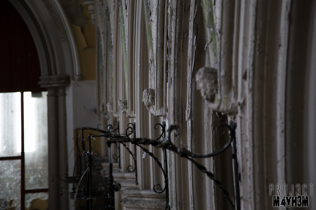 Miranda's Church aka The Blue Church