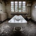 The not so white morgue porcelain slab