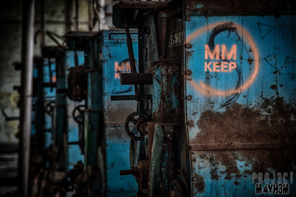 Spillers Millennium Mills - MM Keep