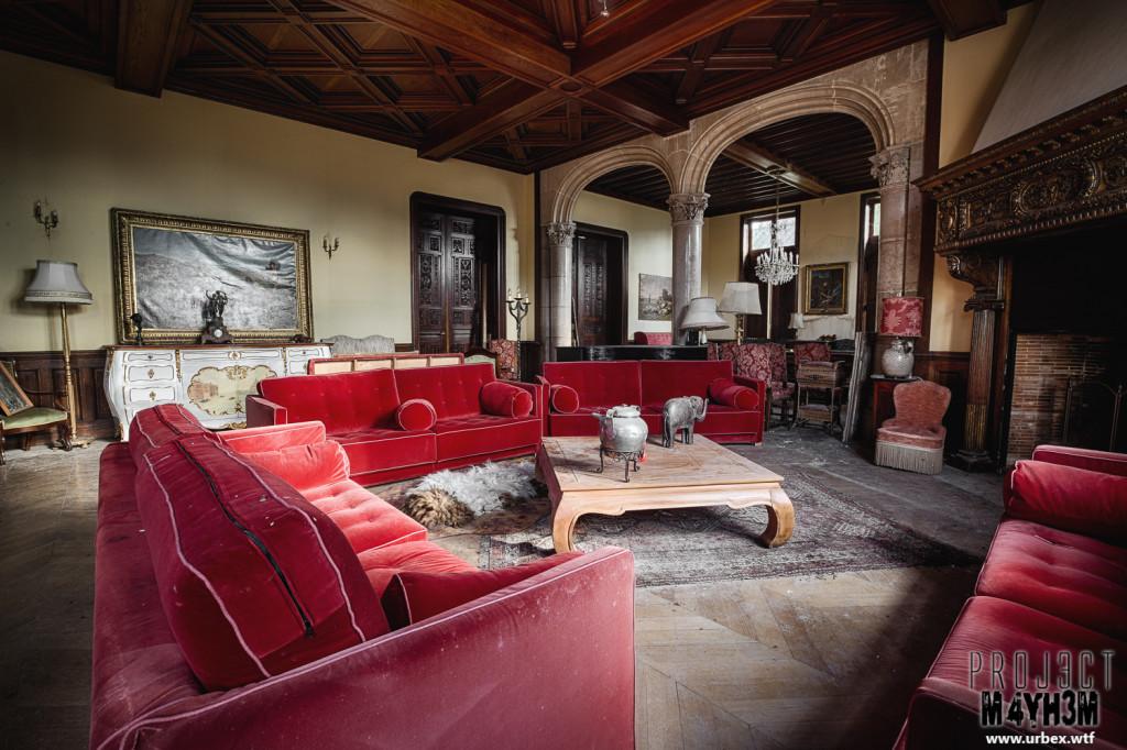 Château Sous Les Nuages - Lounge