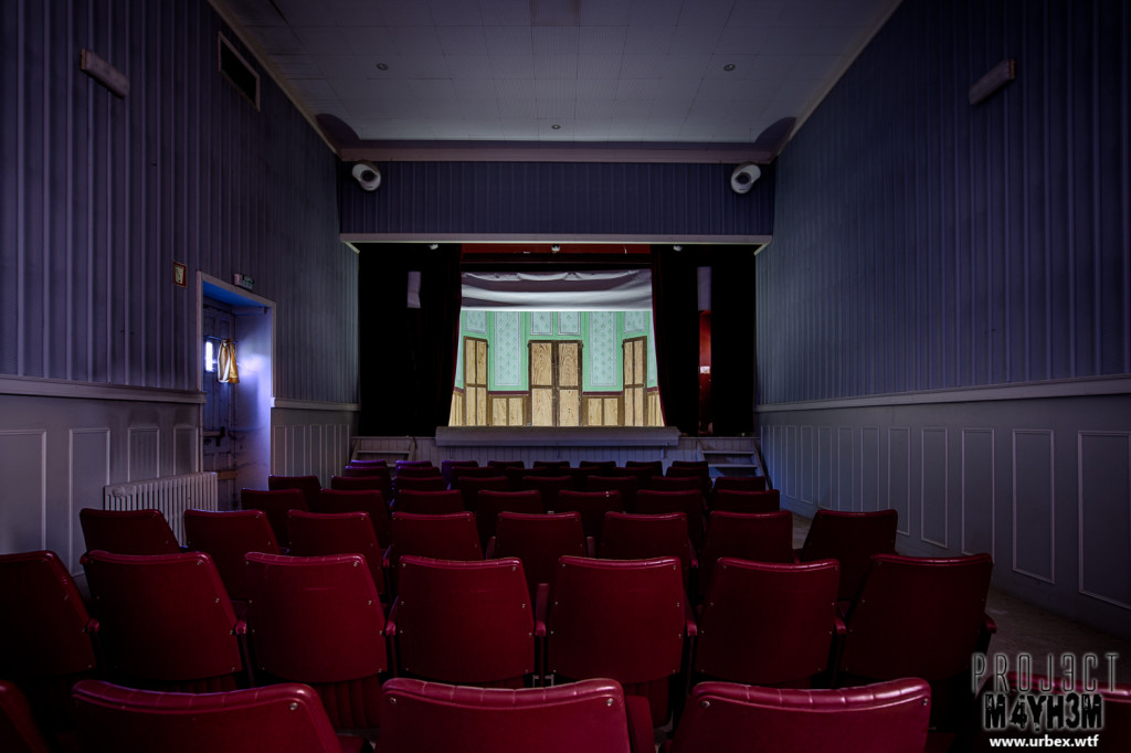 Hospital Plaza - The Theatre
