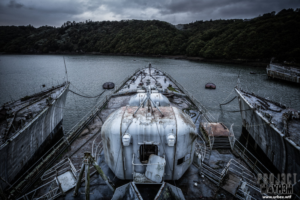 The Atlantic Ghost Fleet