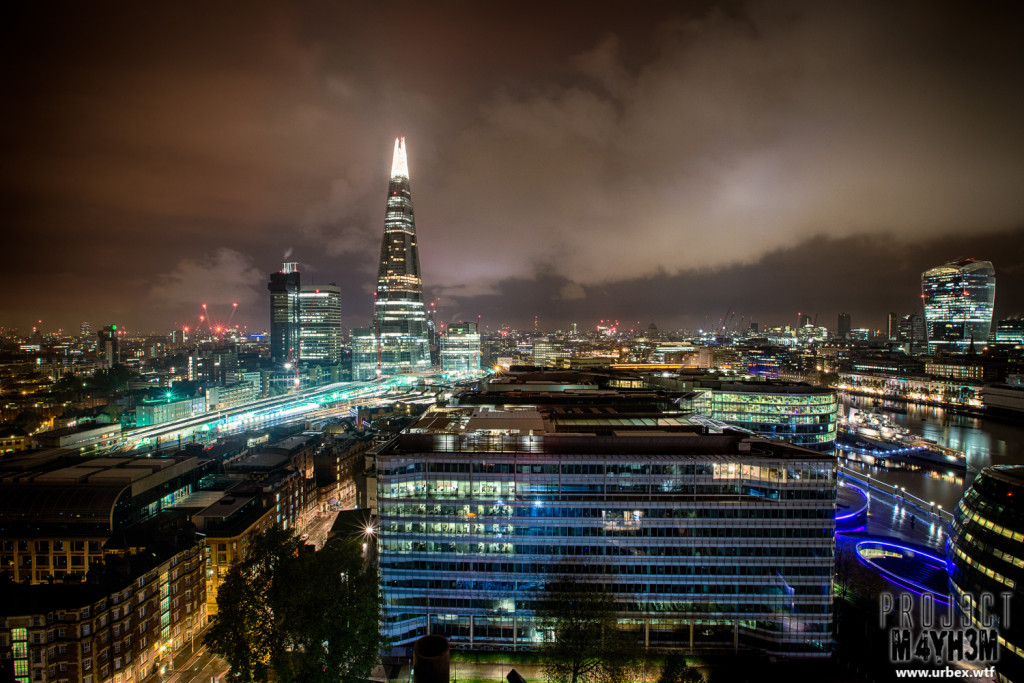 London Rooftops - London skyline