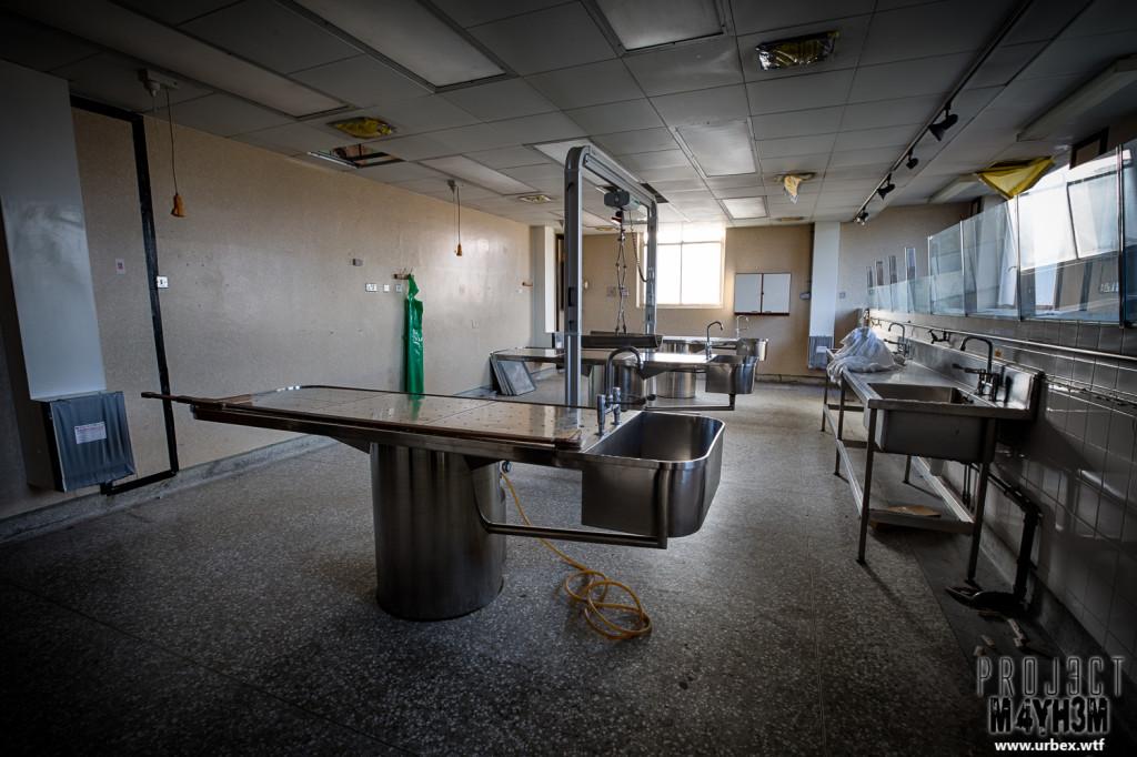 Selly Oak Hospital Morgue