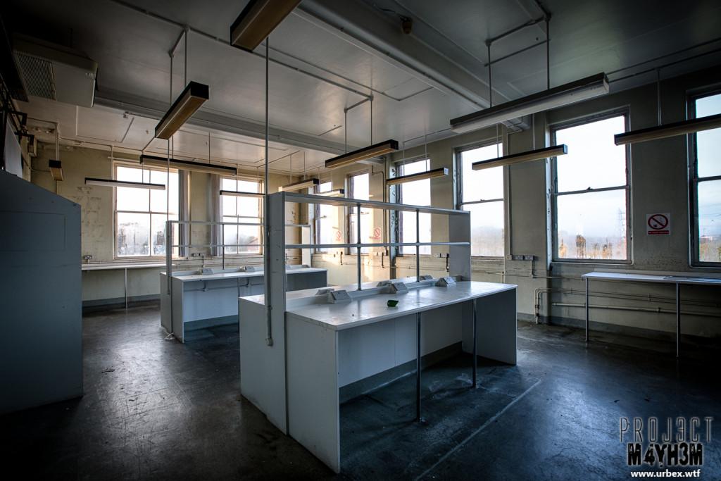 Selly Oak Hospital Laboratories