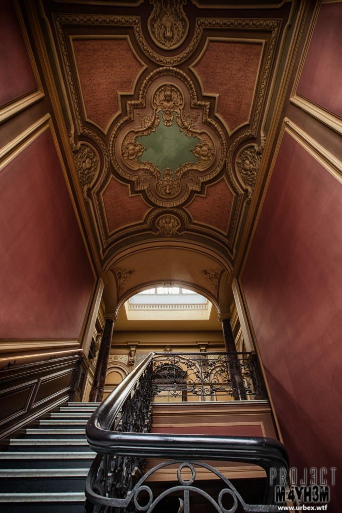 Villa Woodstock - Staircase