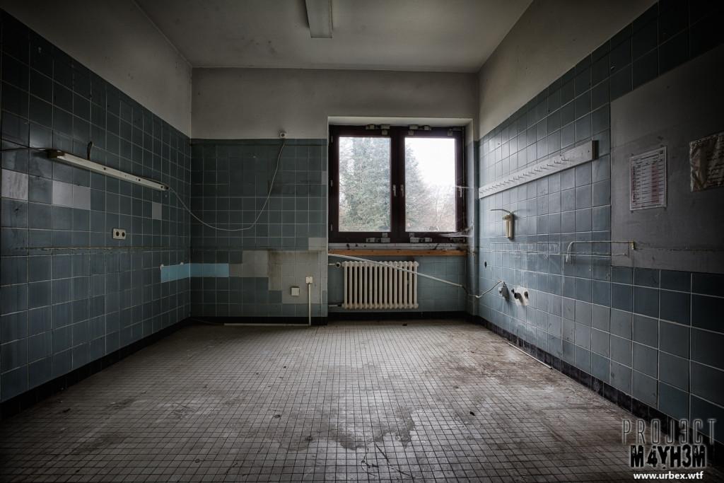 A German Psychiatric Hospital