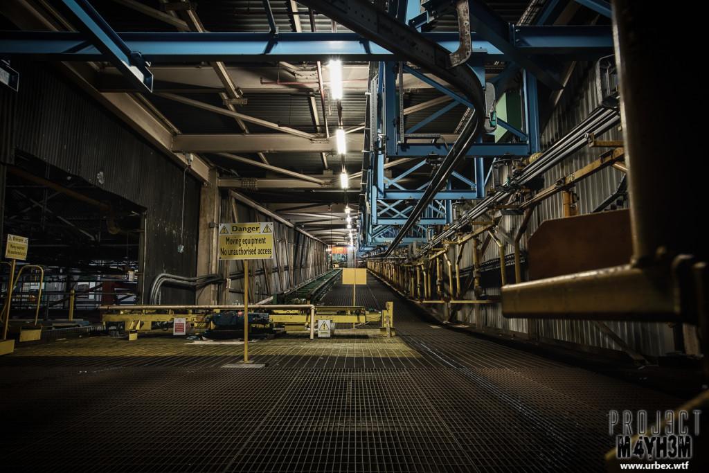 Ford Transit Van Factory