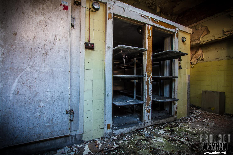 Mansfield Hospital Morgue