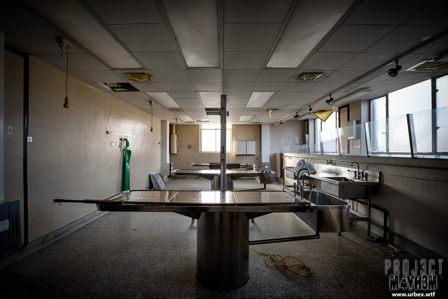 Selly Oak Hospital Morgue