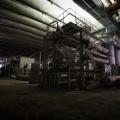 Robert Fletchers & Sons Ltd Paper Mill - Paper rolling machine