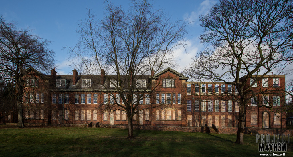 Leeds Girls High School aka St Matthew's Hospital