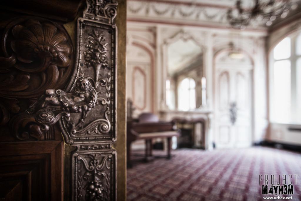 The Grand Hotel Birmingham - Piano Room