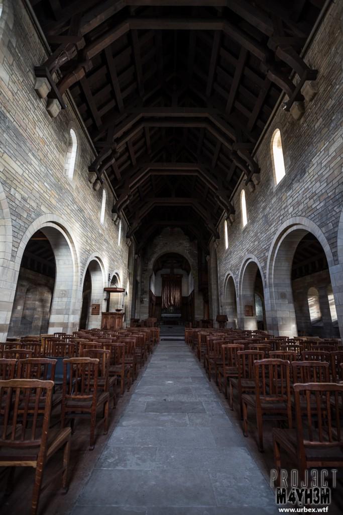 Bangour Village Hospital - The Church