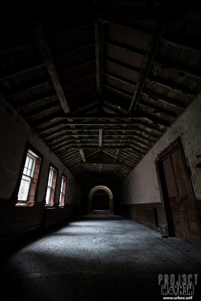 High Royds Insane Asylum aka West Riding Pauper Lunatic Asylum