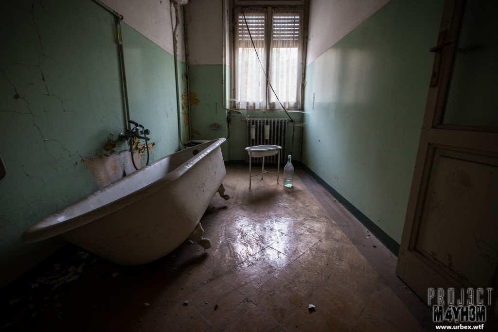 Mono Orphanage aka Crying Baby Hospital - Bath