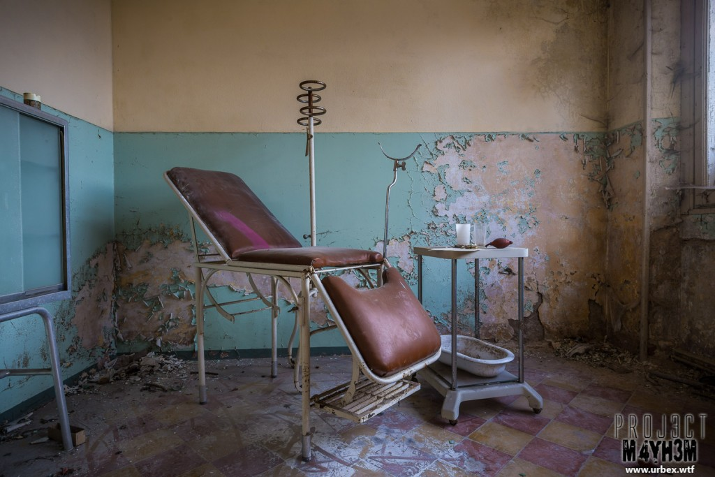 Mono Orphanage aka Crying Baby Hospital - Dentist Chair