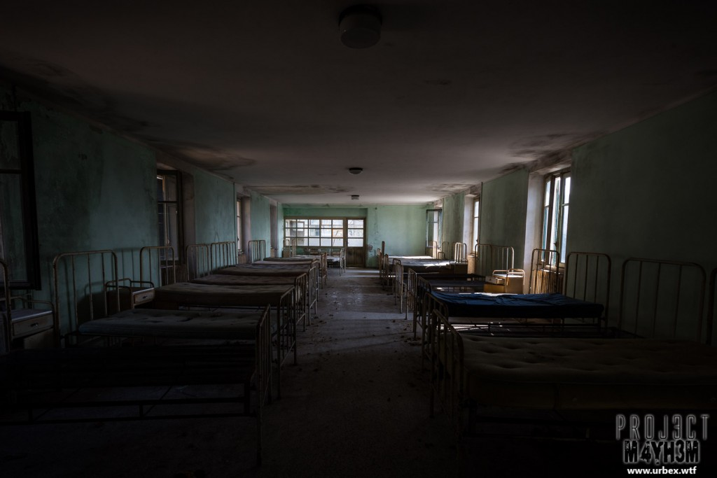 Red Cross Hospital - Wards