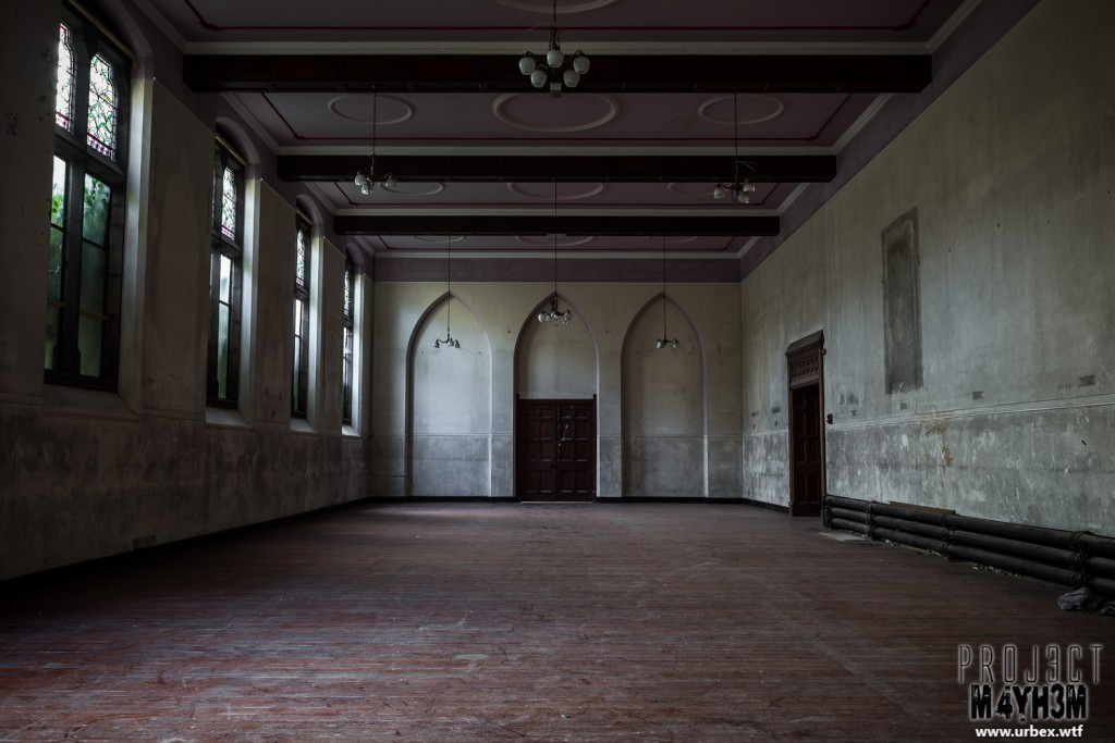St Josephs Seminary - Ground Floor Halll