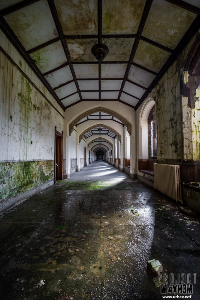 St Josephs Seminary - Ground Floor Corridors