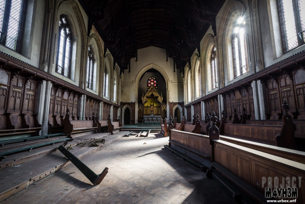 St Josephs Seminary - Main Chapel
