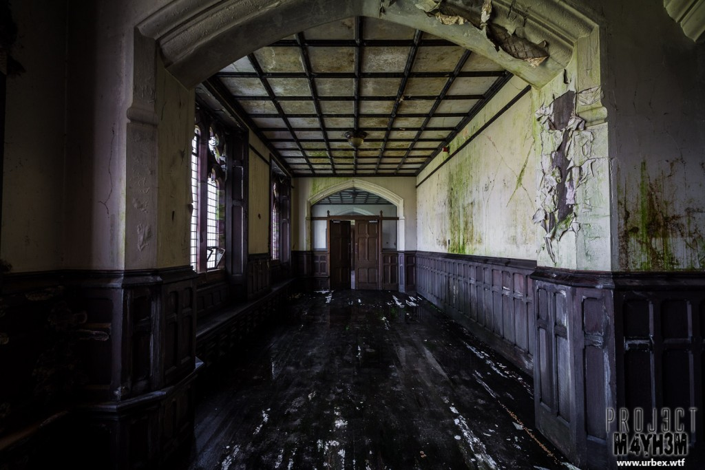 St Josephs Seminary - First Floor Corridors