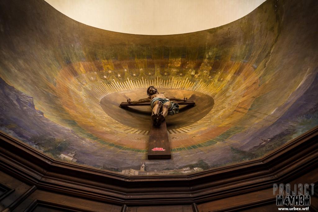 Monastero MG Italy - Chapel
