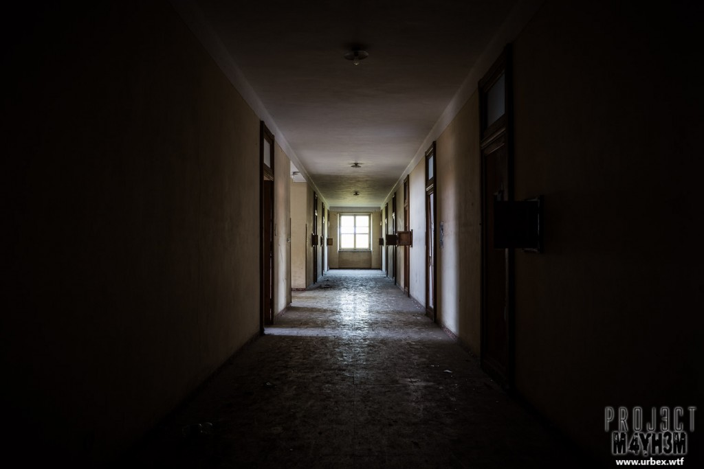 Monastero MG Italy - Corridor