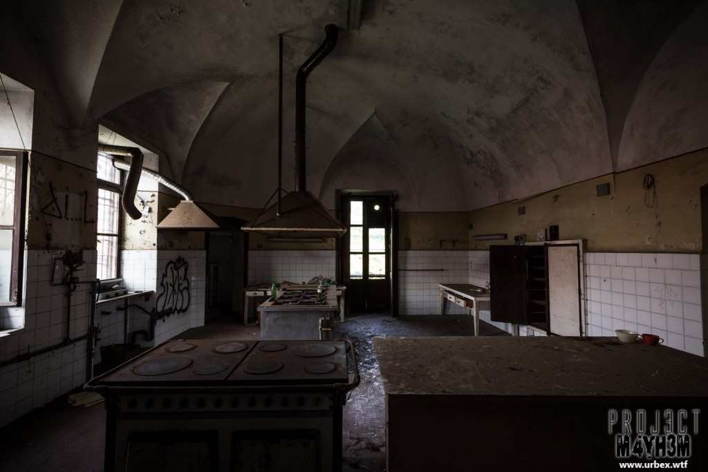 Monastero MG Italy - Kitchens