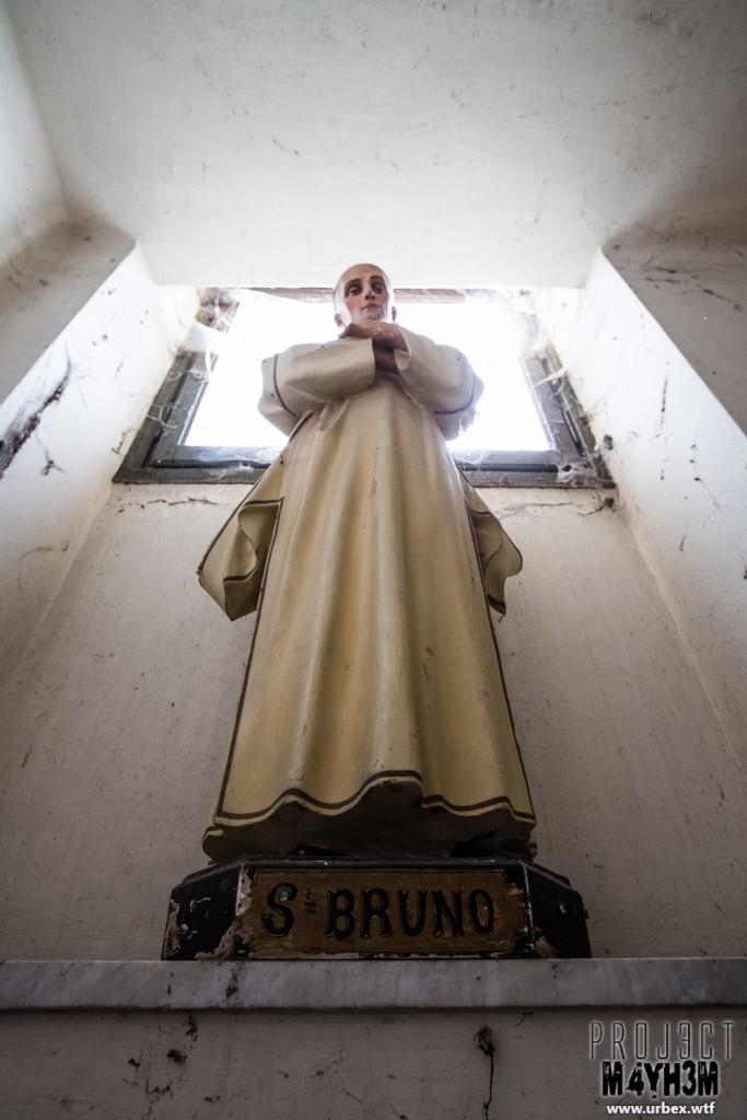 Monastero MG Italy - St Bruno