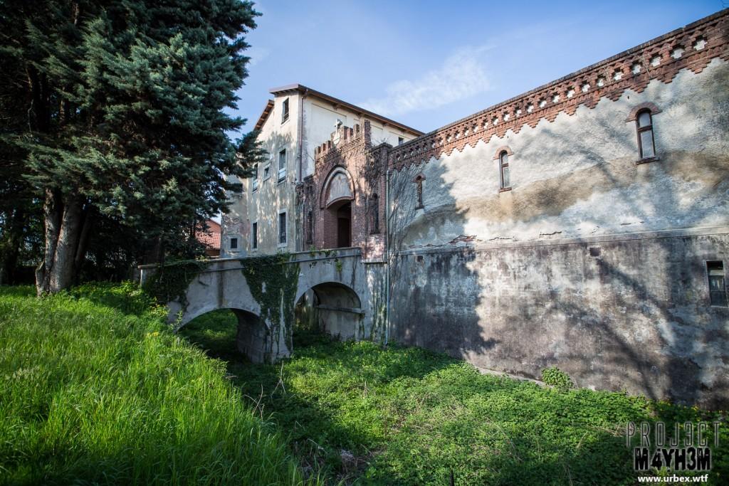 Monastero MG Italy - Exterior