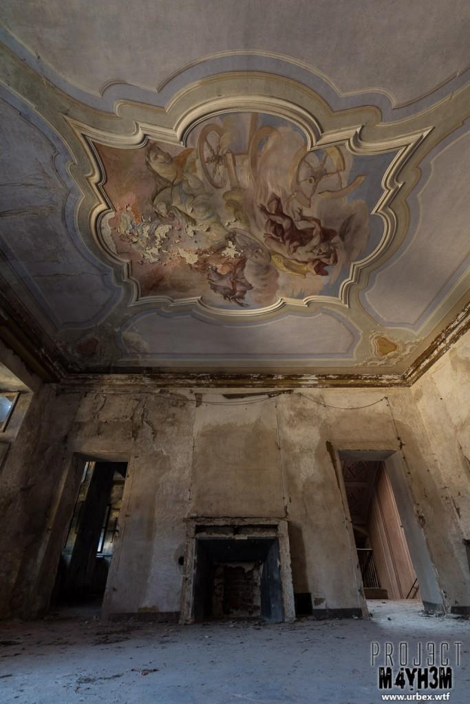 Palazzo Di L Dei Conti