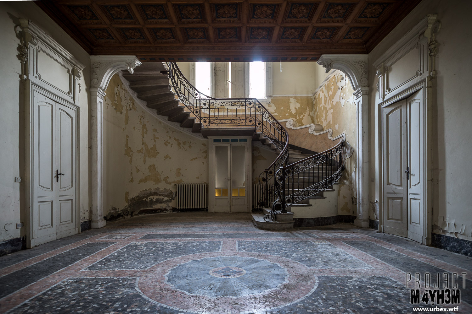 Villa Margherita - Main Staircase