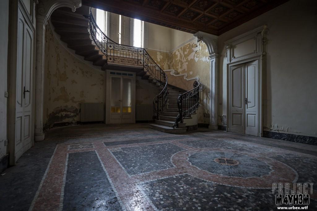 Villa Margherita - Main Staircase