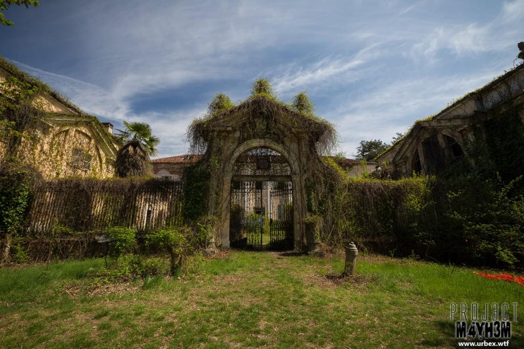 Villa Moglia - Exterior