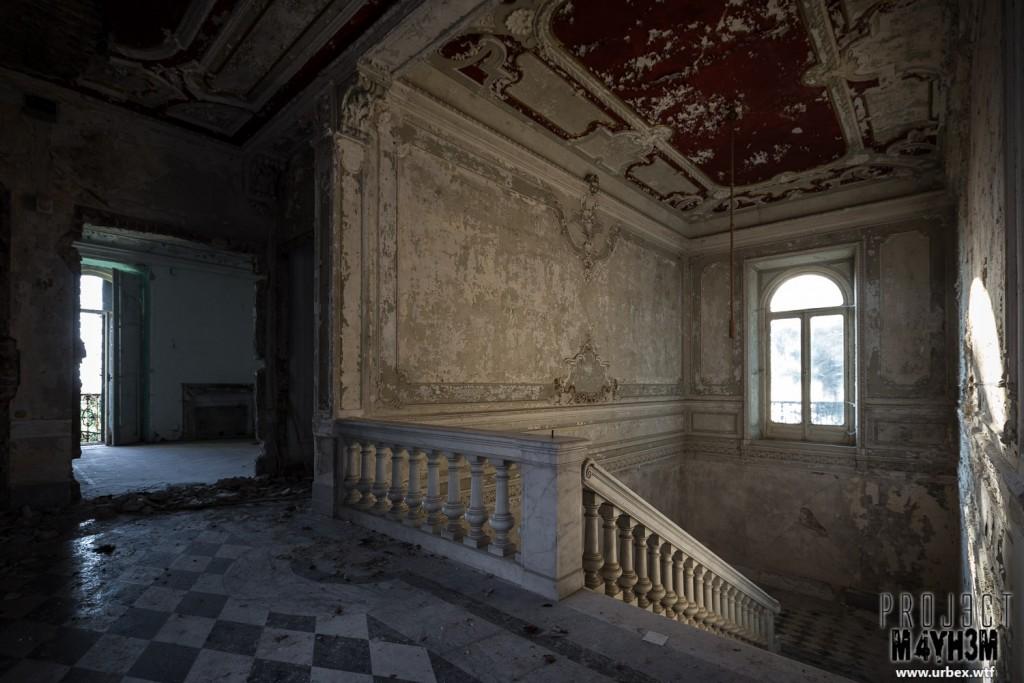 Villa 1967 - Main Staircase
