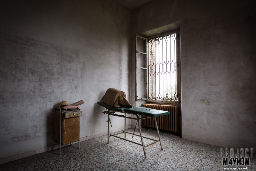 Villa Sbertolli - Treatment Room
