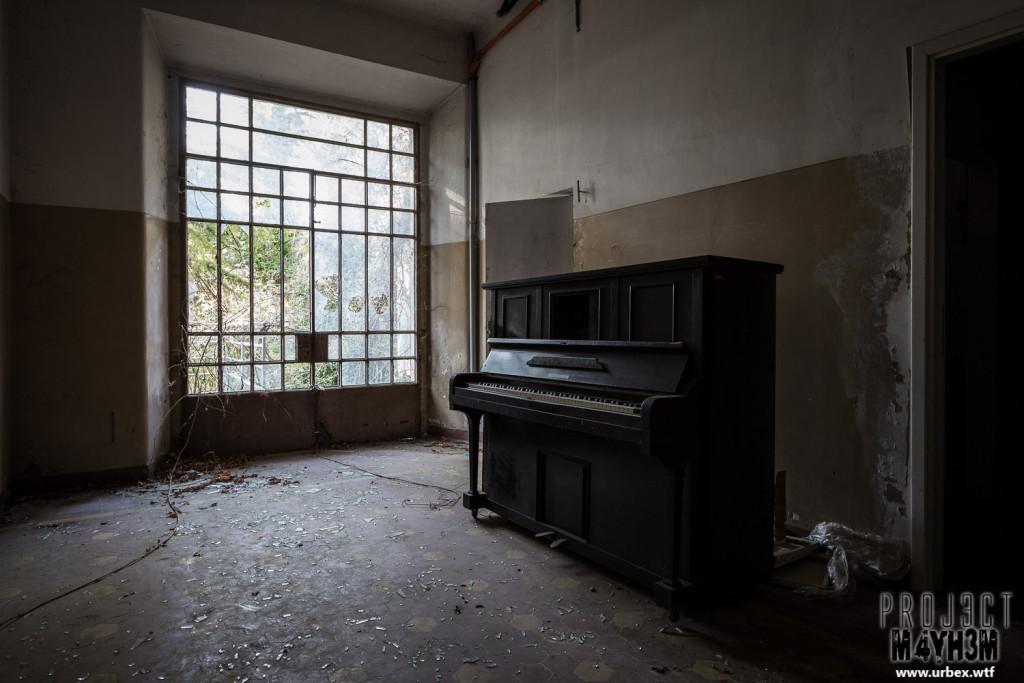 Hospital SC - Piano