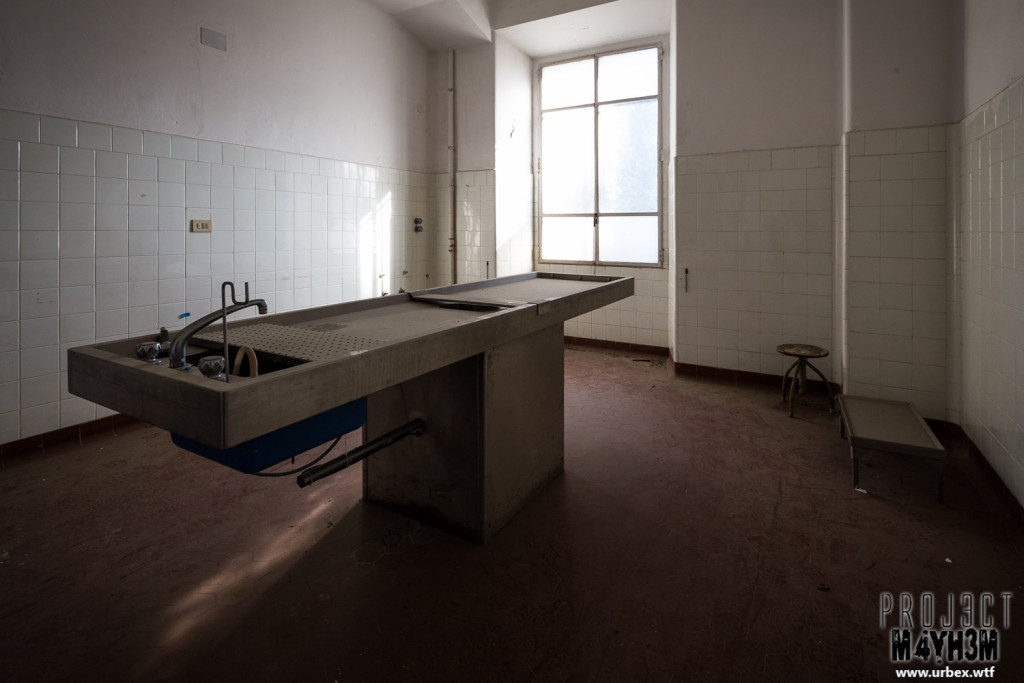 Hospital SC - Morgue