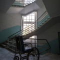 Hospital SC - The Hexagonal Staircase
