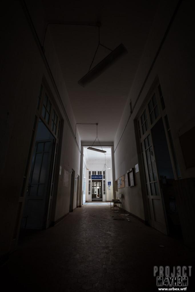 Hospital SC - Corrridor
