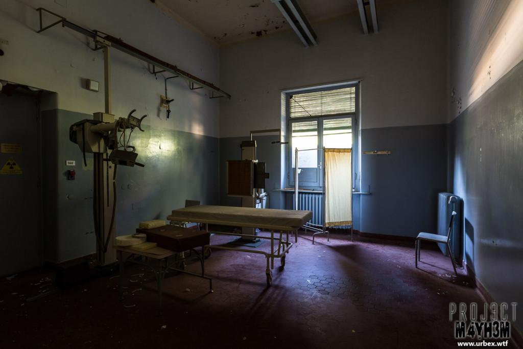 Hospital SC - X-ray room