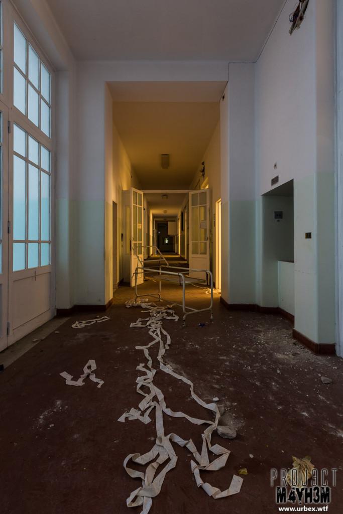 Hospital SC - Corridor