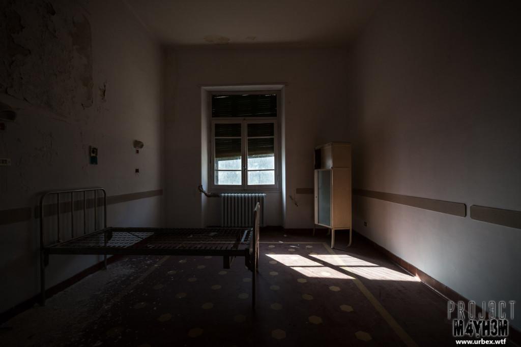 Hospital SC - Bedroom