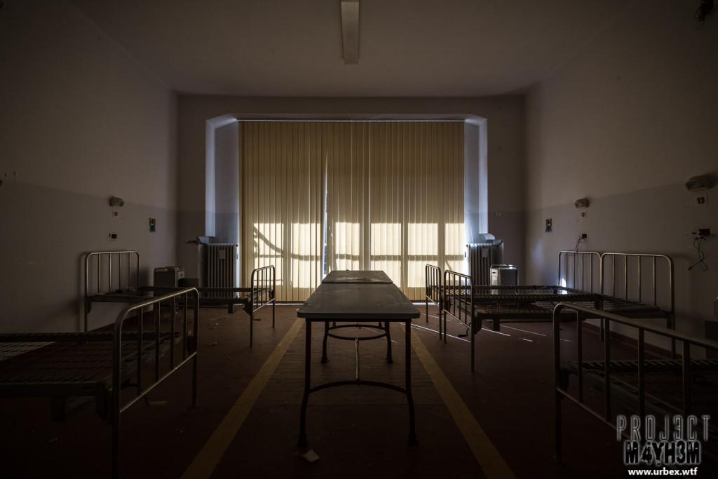Hospital SC - Ward