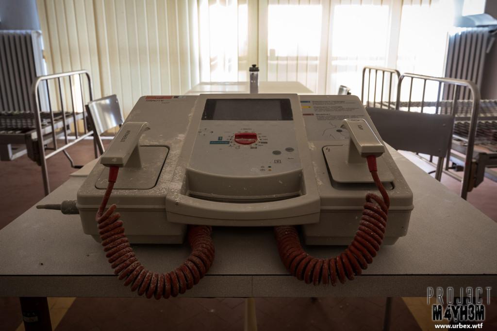Hospital SC - Defibrillator