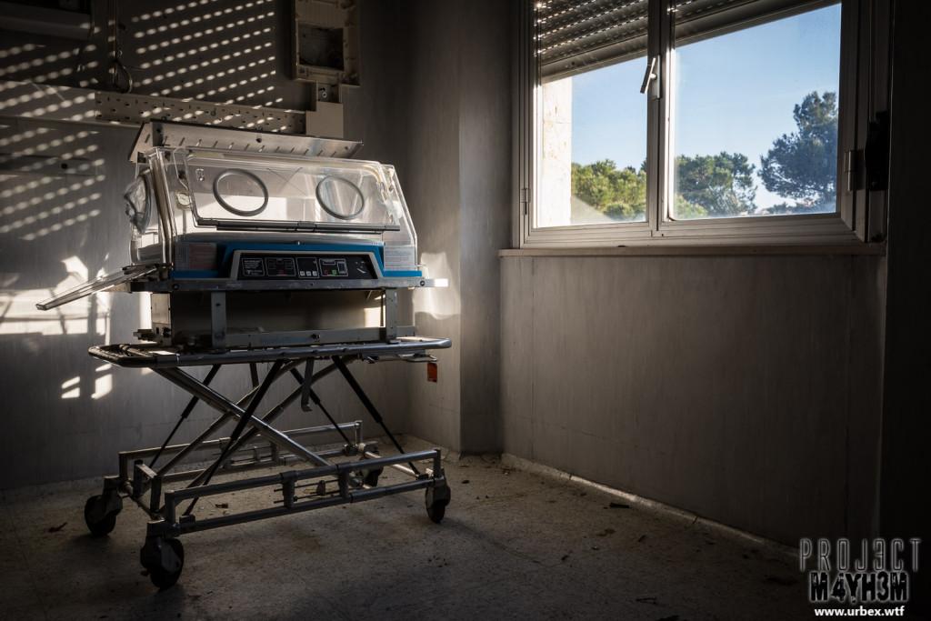 Hospital SC - Incubator